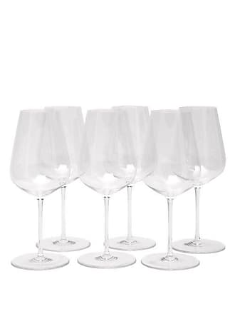 Richard Brendon X Jancis Robinson Set Of Six Wine Glasses - Clear