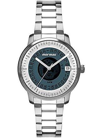 Mormaii Relógio Mormaii Feminino Ref: Mo2415aa/1a Maui Prata