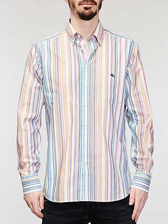 Rabaini Etro - Camicia rigata - Multicolor