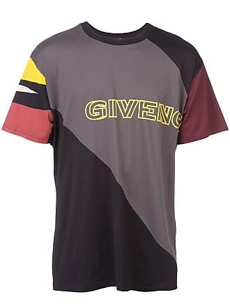 4235336ce64 Givenchy Camiseta oversized com estampa - Preto