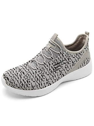 Skechers Tênis Skechers Dynamight Fleetly Cinza