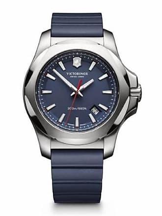 Victorinox by Swiss Army Swiss Army I.N.O.X. 241688.1 Blue Analog Quartz Mens Watch