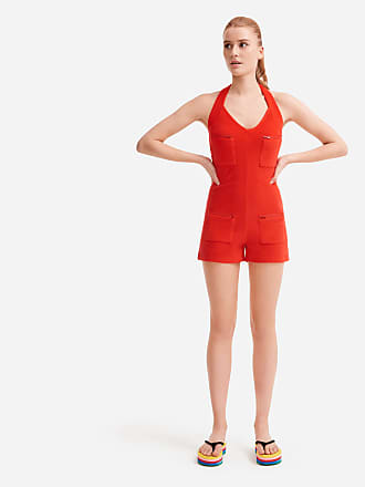 Vilebrequin Women Ready to Wear - Women terry Playsuit - Vilebrequin x JCC+ - Limited Edition - PLAYSUIT - CIRCUS - Red - XS - Vilebrequin