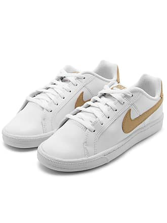 Nike Tênis Nike Menina Court Royale Gs Branco