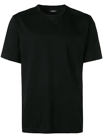 Ermenegildo Zegna crew neck T-shirt - Black