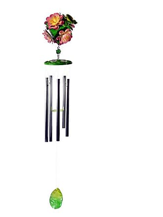 Great World Company Frog 3D Cube Shape Wind Chime - 38505