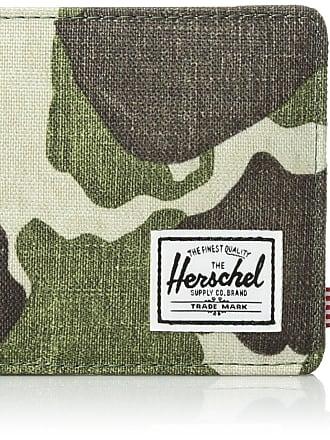 Herschel Herschel Unisexs Roy RFID Blocking Wallet Bi-Fold, Frog Camo, One Size