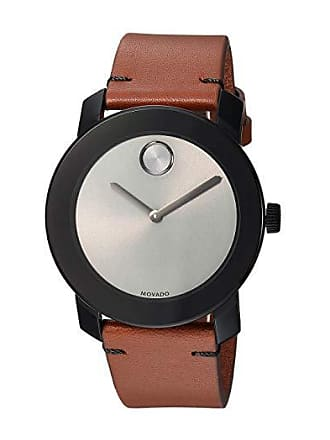 Movado Bold - 3600442 (Black TR90/Stainless Steel) Watches