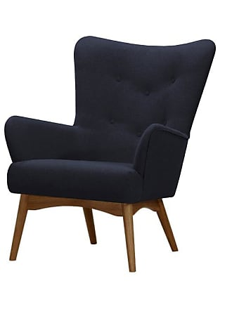 SLF24 Savano Wingback Chair-Ontario 81-dark oak
