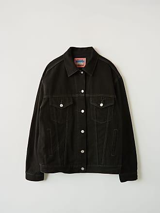 Acne Studios Acne Studios 2000 Black Metal Black / Black Denim jacket