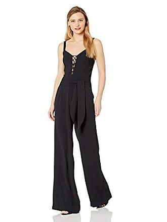 Ramy Brook Womens Whitley Sleeveless Jumpsuit, Black 8