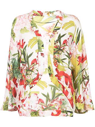 Natori Jaqueta floral Paradise - Estampado