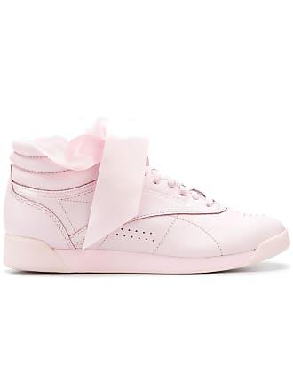 7ef641b3fab Reebok Freestyle Hi Satin Bow sneakers - Pink