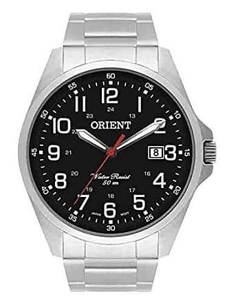 Orient Relogio Orient Calendario Mbss1171/p2sx Masculino
