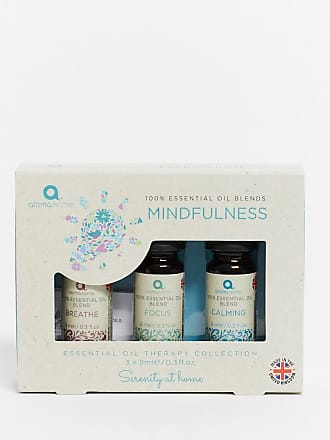 Aroma Home Mindfulness Essential Oil Blends 3x9ml-No Colour