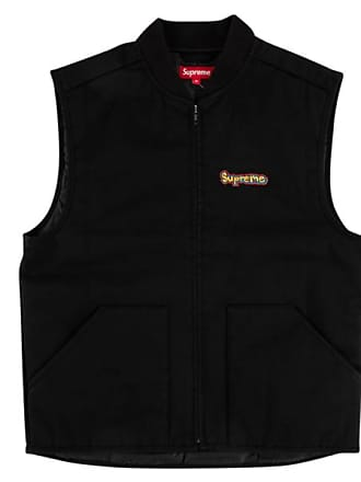 SUPREME Gonz Shop Vest FW 18
