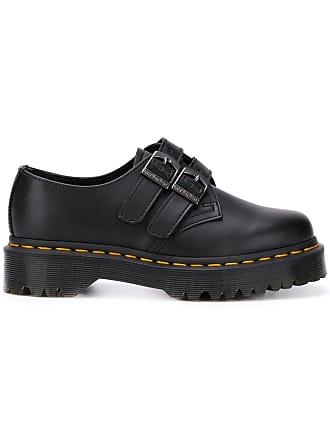 Dr. Martens double buckle shoes - Black
