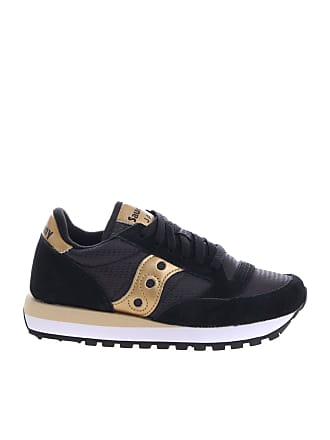 Saucony Sneakers Jazz O Saucony nere e oro 1abe974022b