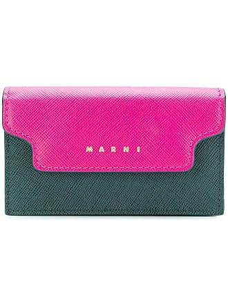 Marni trunk wallet - Green