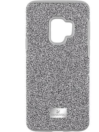Swarovski High Smartphone Case with Bumper, Samsung Galaxy S 9, Gray