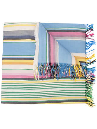 Loewe multi-stripe scarf - Multicolour