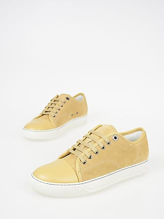 Lanvin Suede Leather Low Sneakers size 7