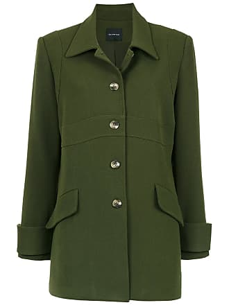 OLYMPIAH Andes coat - Green