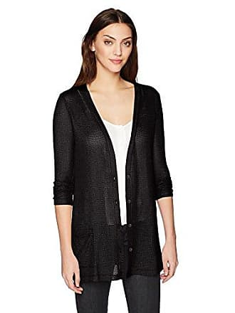 Only Hearts Womens Billie Cardigan, Black, Small
