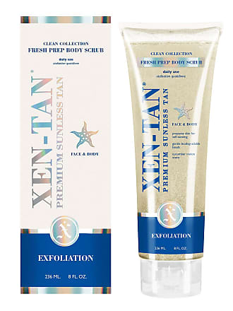 Xen-Tan Fresh Prep Scrub, 8 oz