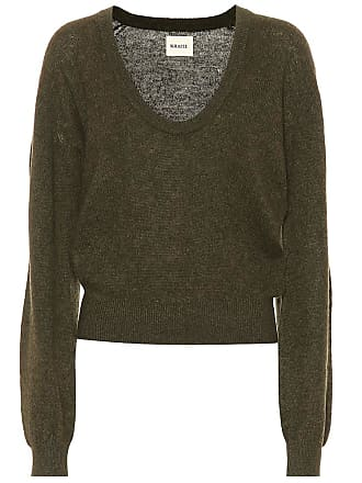Khaite Mallory stretch cashmere sweater