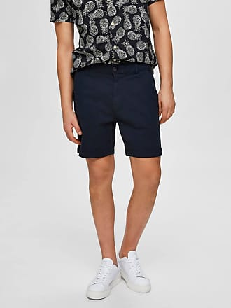 Selected Performance Premium Shorts - Navy