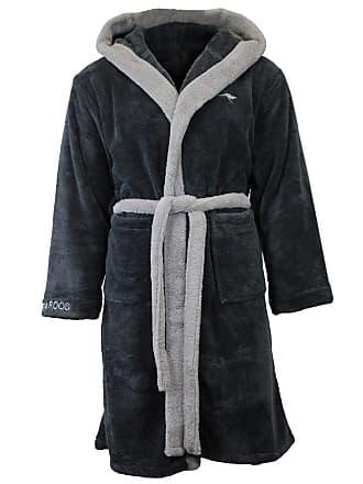 09e9f89318 Kangaroos KangaRoos Bathrobe Hooded Dressing Gown