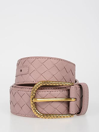 Bottega Veneta Leather Belt 3.5 CM size 80