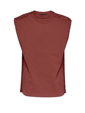 Y / Project Y/project - Multi Layered Cotton Tank Top - Mens - Burgundy