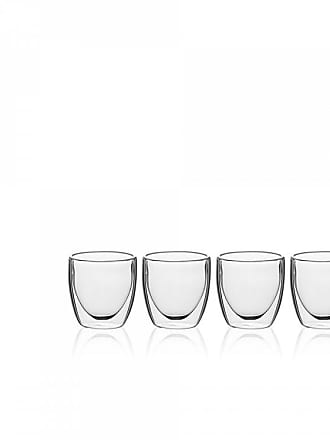Sola Lunasol - Glas BASIC Glas Double Wall 80 ml - Set 4 tlg. (321229)