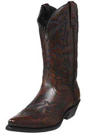 Laredo Mens Hawk 6862 Western Boot,Brown Gold,7 D US