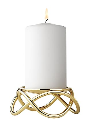 Georg Jensen Glow Candle Holder - Gold Plated