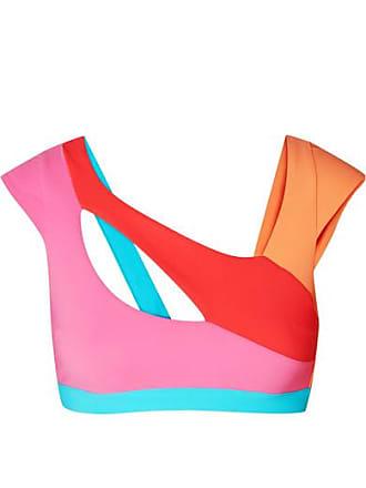 8adc8df944083 Agent Provocateur Izaro Color-block Bikini Top - Pink. In high demand