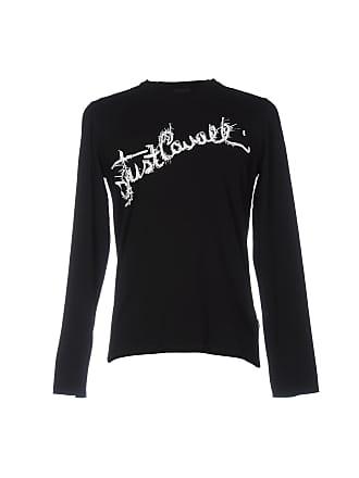3bee7bef45d26 T-Shirts Manches Longues Just Cavalli®   Achetez jusqu à −75 ...