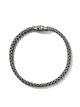 David Yurman Box Chain medium bracelet - Ss