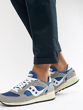 Saucony Shadow 5000 - Sneakers vintage grigie - Grigio adce8a08de7