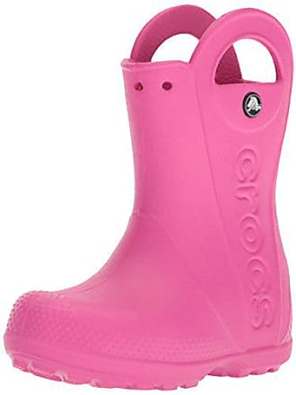Crocs Gummistiefel Handle It Rain Boot Kids - Fuchsia, ... 2e0de1779c