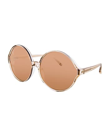 20398d2a1b7 Linda Farrow® Round Sunglasses − Sale  up to −67%
