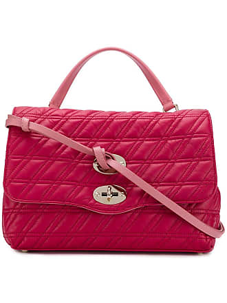 Zanellato quilted shoulder bag - Pink
