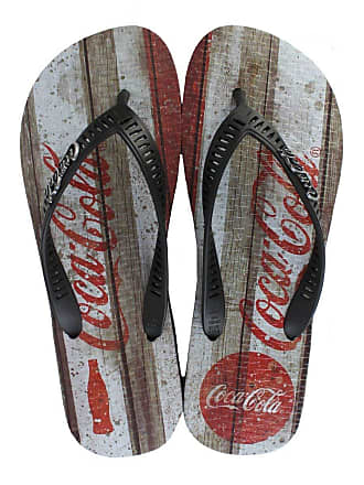 Coca Cola Ware CHINELO COCA COLA COKE RETRO WOOD CC2505 42 BRANCO