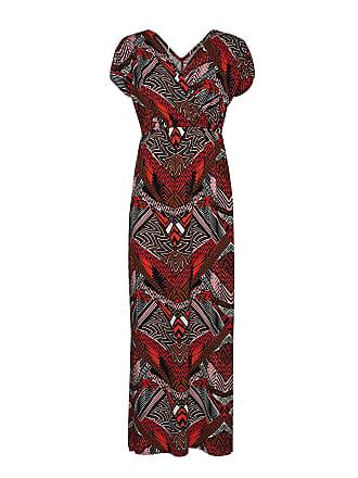 8164af21b94b Fransa Frdiafrica 1 Dress Maxiklänning Festklänning Röd FRANSA