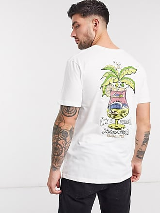 Quiksilver Lullaby Beach - T-shirt bianca-Bianco