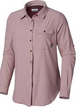 Columbia Womens Bryce Canyon Stretch Shirt Plus Sizes