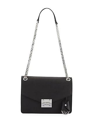 Karl Lagerfeld Corrine Saffiano Leather Shoulder Bag