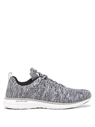 Athletic Propulsion Labs Techloom Pro Mesh Trainers - Mens - Grey